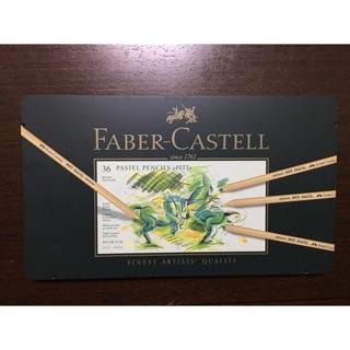 輝柏36色粉彩鉛筆Faber-Castellated