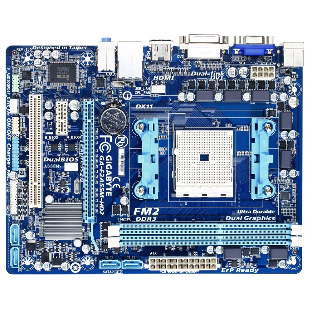 菜逃貴 庫存 AMD / FM2 / GA-F2A55M-HD2