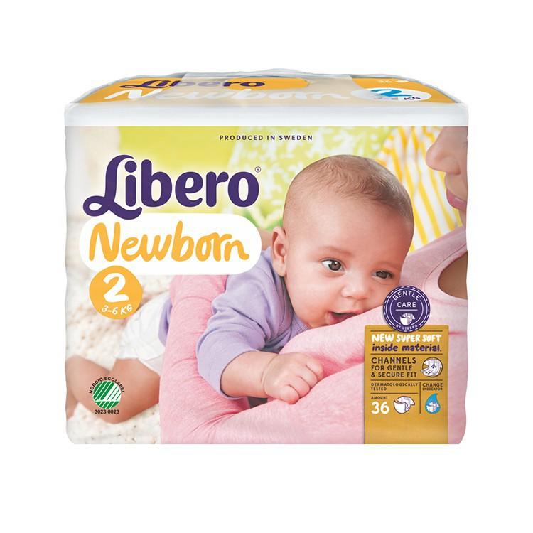 麗貝樂 嬰兒紙尿褲 (2-7號) (S-XXL) (包)