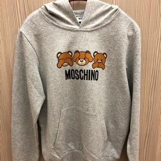Moschino 三隻小熊帽T