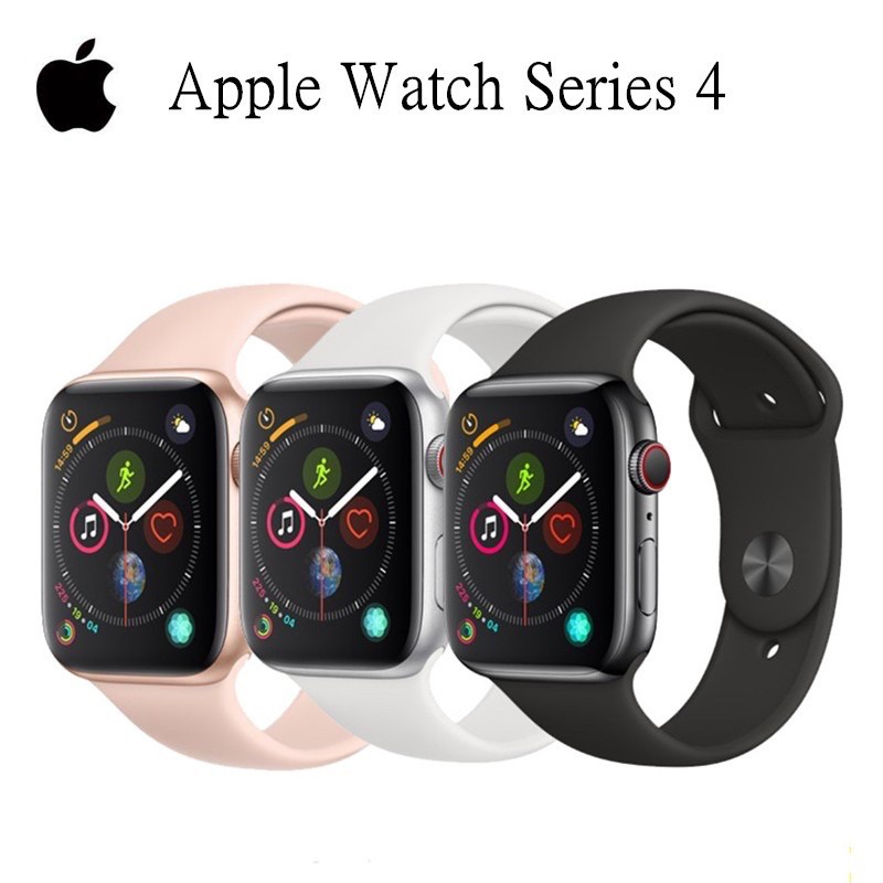 Apple Watch Series 4 44MM LTE版 太空灰鋁錶殼