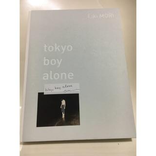 Tokyo boy alone 森 榮喜 攝影寫真書