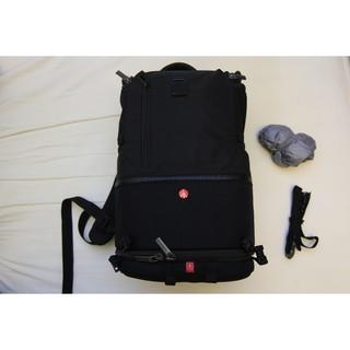 曼富圖 Manfrotto Tri Backpack M專業級3合1斜肩後背包 M 相機包 背包