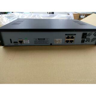 AVTECH NVR AVH0401 網路供電 4路監視主機 POE供電