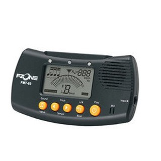 Fzone FMT-60 多功能節拍器+調音器 (附調音夾)