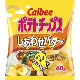 【預購商品】Calbee 幸福奶油味 洋芋片
