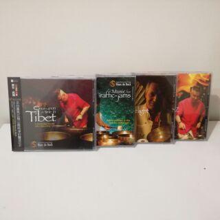 風潮音樂西藏頌缽音療原裝 CD