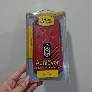 OTTER BOX iPHONE 6/6S ACHIEVER SERIES CASE 手機殼 防摔殼 紅黑