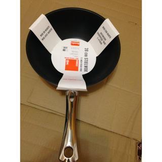 度咕的店♥現貨寶迪 電磁爐可用 不鏽鋼不沾鍋 Berndes 28cm INJOY EDITION