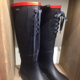 AIGLE 長筒雨靴