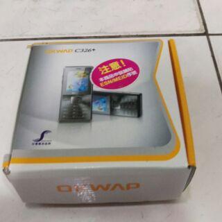 OKWAP C326+手機 GSM +亞太CDMA2000雙卡雙模機