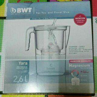 BWT 2.6L 濾水壺+濾心