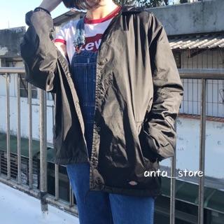 ANTA ➕ Dickies coach jacket 教練外套大 大碼外套風衣外套