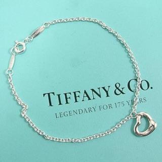 Tiffany&Co Open Heart鏤空愛心純銀