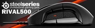 [地瓜球@] 賽睿 SteelSeries Rival 500 RGB 電競 光學 滑鼠~拂動式微動開關~台中市現貨