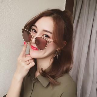 小穀粒新款2017韓版 金屬框復古時尚眼鏡Z301