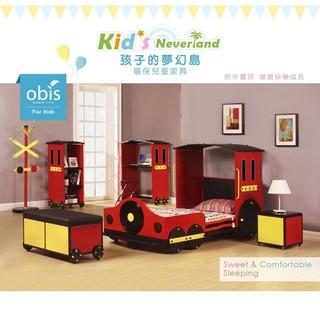 【Kid's Neverland】湯瑪士小火車系列/兒童家具/床組/床架