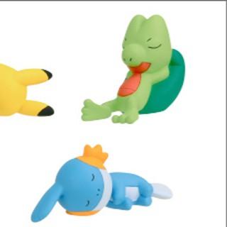 [轉蛋]精靈寶可夢XY 水躍魚&木守宮 睡眠款