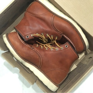 Red wing 經典875 US8.5EE
