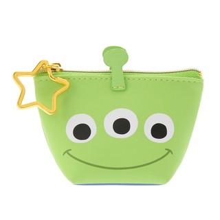 預購~日本迪士尼 玩具總動員 三眼怪 收納袋 化妝包