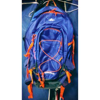 Quechua 37L speed 輕量登山背包 出國