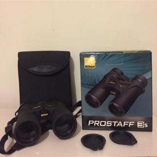 [2017/05購入]Nikon Prostaff 3s 望遠鏡 10*42