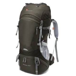 [ 22巷 ] MOUNTAINTOP輕量65+10L背可調登山背包
