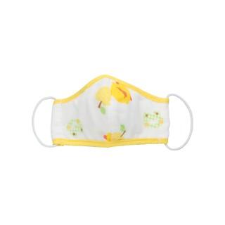舒服娃**黃色小鴨幼兒紗布立體口罩(S)(810680)特價47元