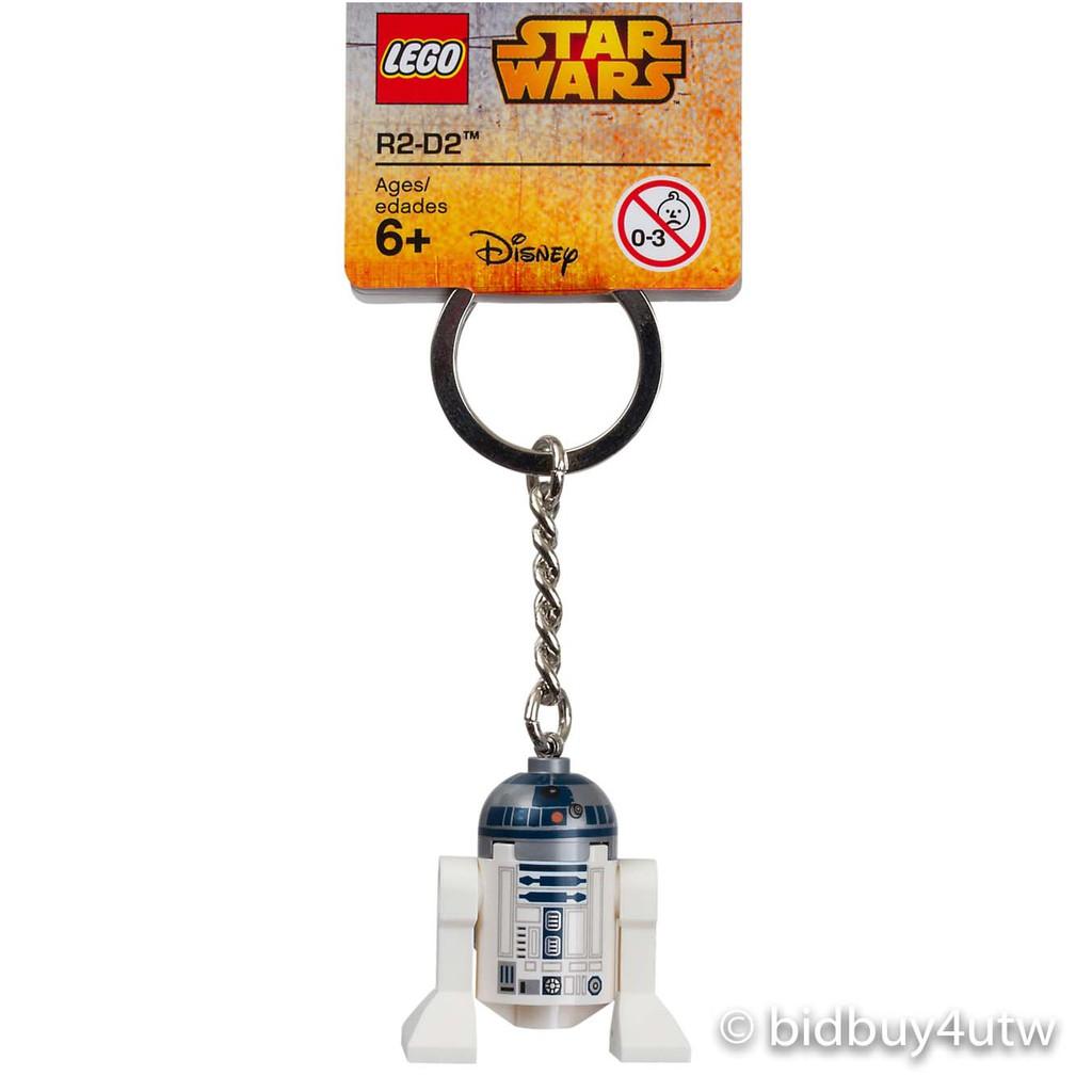 LEGO 人偶 853470 R2-D2 星際大戰系列【必買站】 樂高鑰匙圈