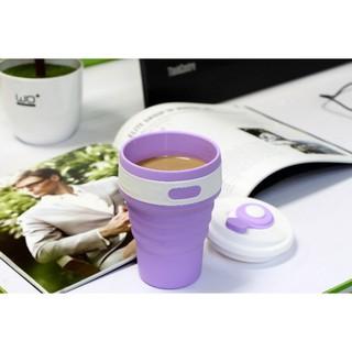 【HaHa】愛護地球 爆紅隨身杯 折折杯 咖啡杯 環保杯 伸縮杯 摺疊杯 杯子