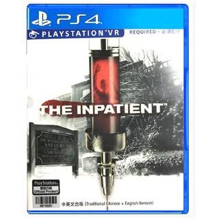 PS4 VR游戲 全新未拆 絕命患者 絕命陷阱 暗之病房 現貨即發