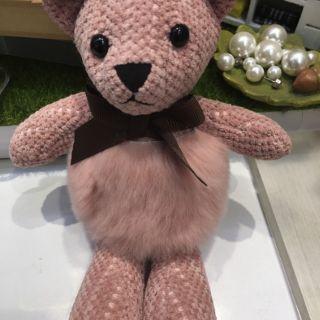 韓國可愛小熊吊飾