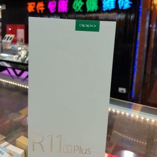 OPPO R11S plus 64GB 黑