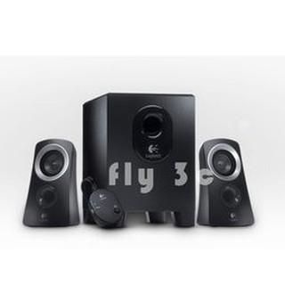 %23限時特價 LOGITECH 羅技 Z313 2.1聲道 音箱 喇叭 有發票[b27003]fly3c