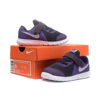 耐克/Nike FLEX EXPERINCE 5(T5)男孩女孩魔術貼休閒運動鞋