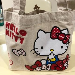HELLO KITTY 手提袋/餐袋 玫瑰手提袋/餐袋