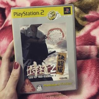 全新現貨侍道PS2遊戲
