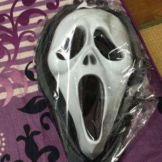 全新驚聲尖叫的死神面具