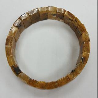 滿絲帶礦頭鈦晶手排(十)(超值價)