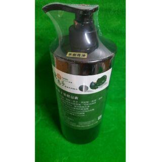 澳洲茶樹精油沐浴乳1200ml/600