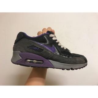 Nike Air max  紫黑色40號女鞋