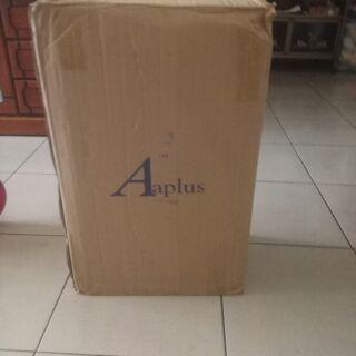 Aaplus 24吋 全新玫瑰金行李箱