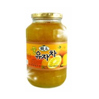 韓太蜂蜜柚子茶檸檬茶紅棗茶石榴茶梅實茶濟州橘茶