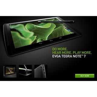 NVIDIA TEGRA NOTE 7  四核心 平板