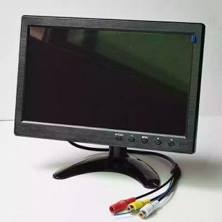 10.1吋液晶螢幕 av端子 12v 倒車鏡頭 監視器 大客車螢幕