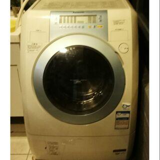 ((清洗))國際牌 洗脫烘 滾筒洗衣機 拆解清洗 NA-V130RDH