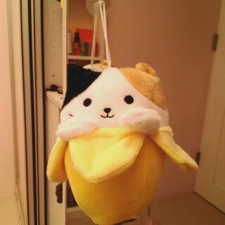 BANANA CAT 絨毛娃娃 填充玩具 布偶