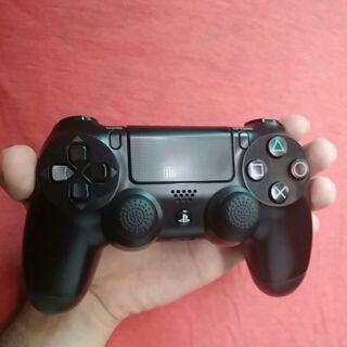 PS4 手把 原廠控制器 無線震動手把 極致黑 二手極新