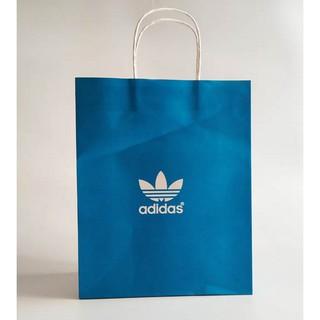 adidas 手提袋 紙袋