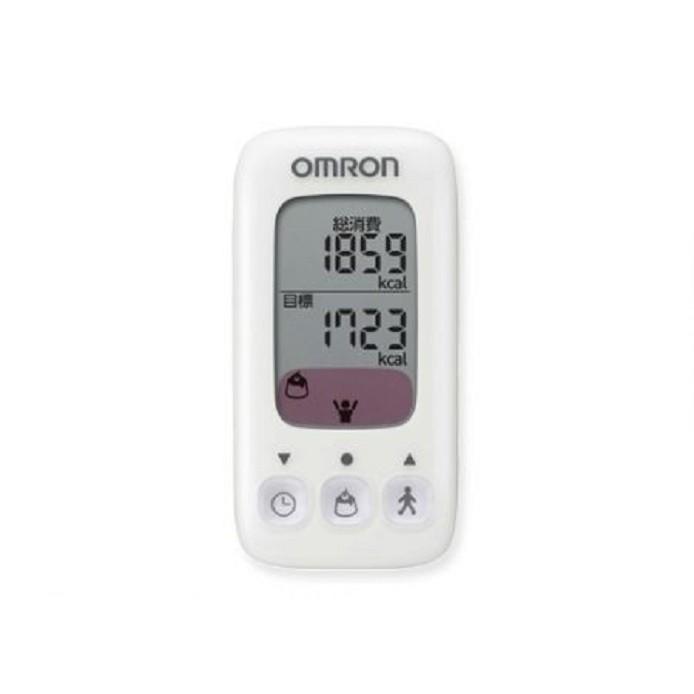 OMRON歐姆龍活動量計HJA-310(白色)